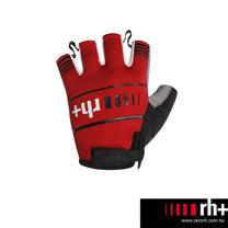 ZeroRH+ 義大利NEMO專業自行車半指手套 ●黑色、紅色● ECX9062
