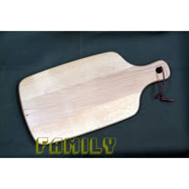 日式居家 天然木 木質餐具 - 櫸木水果砧板