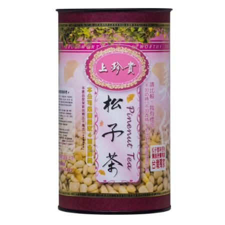 【林銀杏】松子茶(不加糖600g)