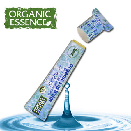Organic Essence-美國護唇膏6g(回歸原味)(環保裸裝)