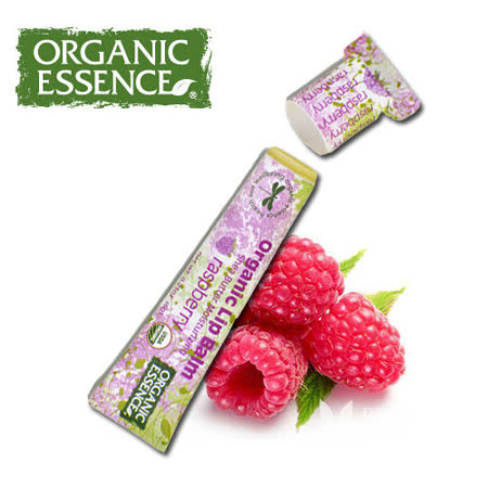 Organic Essence-美國護唇膏6g(愛戀覆盆子)(環保裸裝)