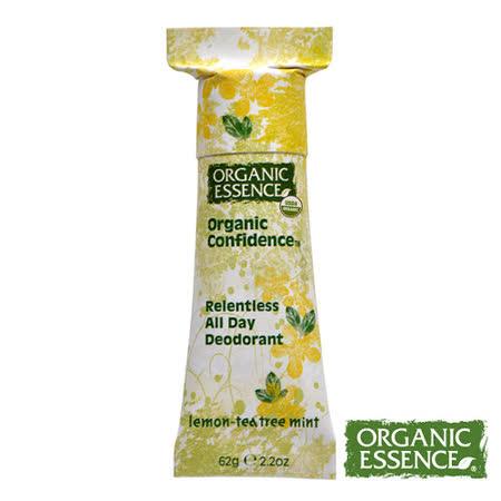 Organic Essence- 美國環保自信體香膏(62g)(檸檬茶樹)