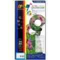 彩之舞 防水 專業級 亮面 22mm 中孔 高畫質 光碟專用貼紙【HY-B45CDM】100張