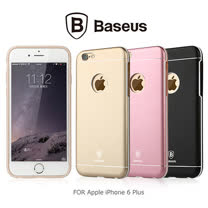 BASEUS Apple iPhone 6 Plus 5.5吋 TPU+金屬背殼
