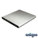 archgon 6X USB3.0極薄藍光燒錄機 MD-8107S-銀色 / 採Panasonic機芯【亞齊慷】