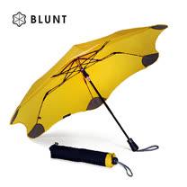 【紐西蘭BLUNT 保蘭特】抗強風防反傘抗UV時尚雨傘(折傘 XS_Metro糖果黃)