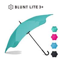 【紐西蘭BLUNT 保蘭特】完全抗UV 抗強風 時尚美人 勾勾傘 Lite3+(蒂芬妮綠)
