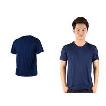 (男女) HODARLA 激膚無感衣 涼感短T恤-0秒吸排抗UV輕量吸濕排汗 丈青