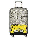 LOQI 行李箱外套│海綿寶寶漫畫【M 號】