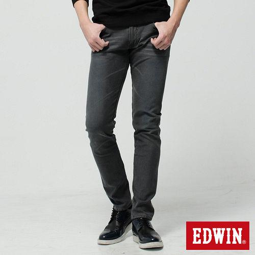 EDWIN W~F ZERO窄直筒保溫褲~男~灰色