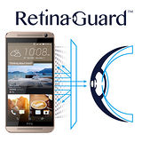 RetinaGuard 視網盾 HTC One E9+ 眼睛防護 防藍光保護膜