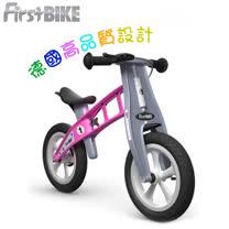 【FirstBike】 德國高品質設計 寓教於樂-兒童滑步車/學步車(青蘋果)
