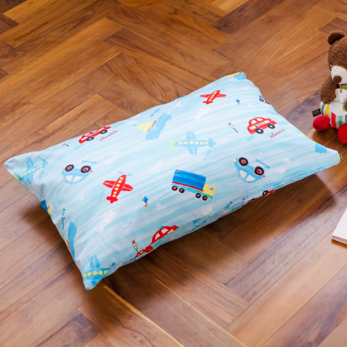 ~鴻宇HONG YEW~防蹣抗菌寢具 製 午安枕 兒童透氣多孔纖維枕 夢想號157315