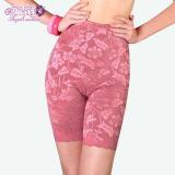 【安吉絲】420丹雙元素完美塑型體雕褲(甜心粉)