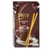 【glico 固力果】pejoy爆漿巧克力棒-巧克力口味 3盒/組