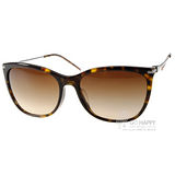 EMPORIO ARMANI太陽眼鏡 人氣休閒款(琥珀) #EA4051F 502613