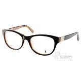 TOD S 光學眼鏡 TOD4121 056 (深邃琥珀) 完美質感俐落簡約百搭款 平光鏡框 # 金橘眼鏡
