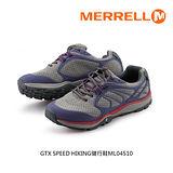 MERRELL 女 GTX SPEED HIKING健行鞋ML04510