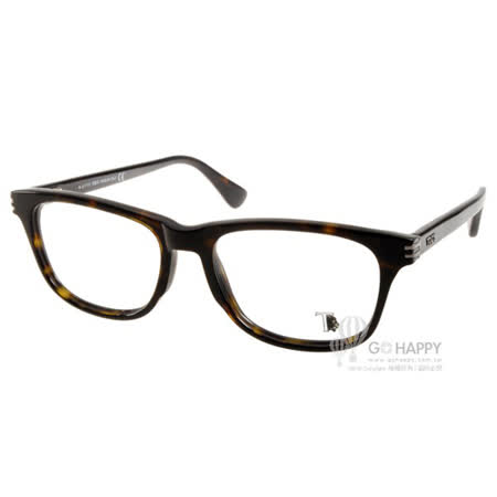 TOD'S眼鏡 約沉穩款(琥珀) #TOD5104 052