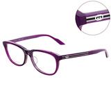GUCCI-時尚光學眼鏡GG9068NJ (鮮紫色)