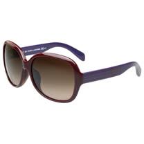 MARC BY MARC JACOBS太陽眼鏡(酒紅面+紫色腳)