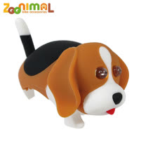 【ZOONIMAL】可愛動物LED單車用前燈(小狗)