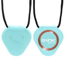 Q-Link 量子共振晶體項鍊 清新藍