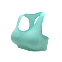 (女) INSTAR 寬肩帶運動內衣-運動BAR 背心 韻律 有氧 瑜珈 湖水綠