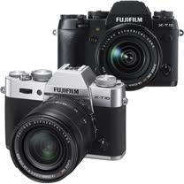 FUJIFILM X-T10+XF 18-55mm 單鏡組*(中文平輸)-送專屬拭鏡筆+相機清潔組+高透光保護貼