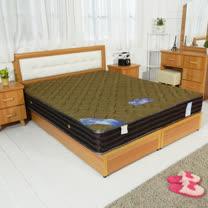 HAPPYHOME 法式3尺單人3D立體硬式獨立筒彈簧床墊GA17-3