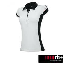 ZeroRH+ 義大利SMARTY高爾夫球POLO衫(女) ●紅色、黑色、灰色● SSWD193