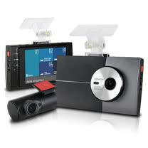 COWON AN2 觸摸屏雙鏡頭高畫質行車記錄器(附16GC10記憶卡)