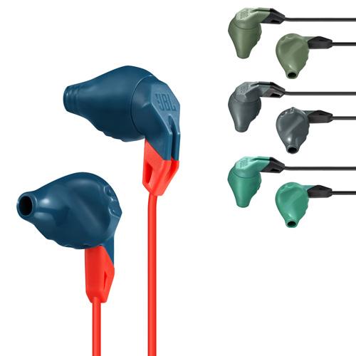 JBL ~ Grip100 人體工學 防汗耳機