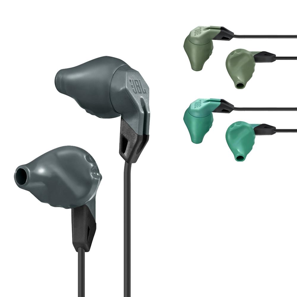 JBL ~ Grip200 人體工學 防汗線控耳機