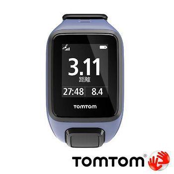 TOMTOM SPARK健身運動手錶 (紫色細錶帶)