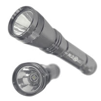 【Light RoundI光之圓】54W智慧型LED充電(內沖式)手電筒 CY-1514
