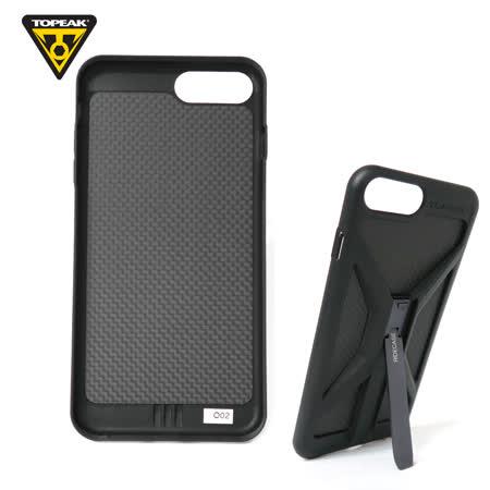 TOPEAK RideCase iPhone 6+ 6S+ 7+ 8+用 智慧型手機保護殼/套-黑