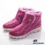 SKECHERS (女) 健走系列 GOwalkMove 休閒靴 - 13694PNK