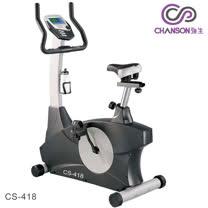 【強生CHANSON】黑金剛直立式健身車CS-418