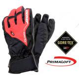 【德國 ZIENER】最新款 探險家 Gore-Tex + Primaloft 耐磨防水透氣手套(僅140g_保暖暢銷款)_紅 AR-62