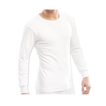 YG 純棉圓領長袖衫(M~XL)