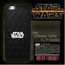 STAR WARS 星際大戰 iPhone 6/6s i6s 4.7吋 雙料皮革手機殼(第一軍團)