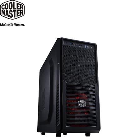 Cooler Master K282 黑化電競機殼