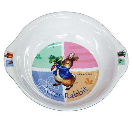 ~クロワッサン科羅沙~Peter Rabbit 比得兔美耐皿有耳湯碗6.5吋 24A
