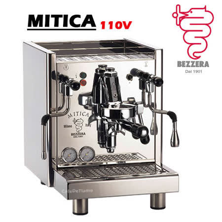 BEZZERA MITICA 美迪卡半自動咖啡機 HG0981