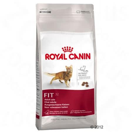 《法國皇家飼料》F32理想體態成貓飼料 (4kg/1包) 寵物貓飼料 健康管理 Royal 皇家貓飼料
