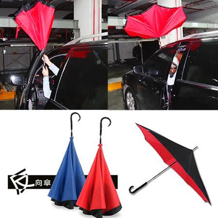 《雨傘新革命》 雙層抗UV反向傘