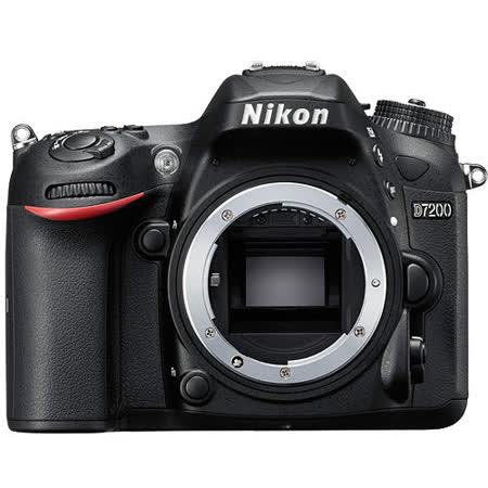 Nikon D7200 單機身(公司貨)-加送32G記憶卡+專用鋰電池+單眼專用手腕帶+原廠快門線+遙控器+HDMI+清潔組+保護貼