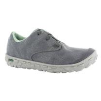 HI-TEC(女款)英國戶外(灰)輕量x防潑水輕旅健走鞋-O004548051
