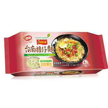 鄉傳在地小吃台南擔仔麵321g